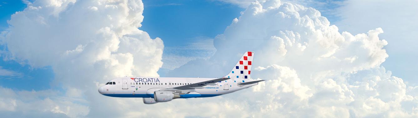 CROATIA AIRLINES ISRAEL